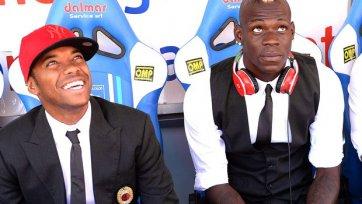 Балотетти и Робиньо могут уйти из «Милана»