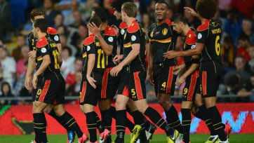 Бельгия сыграет со Швецией впервые за 14 лет