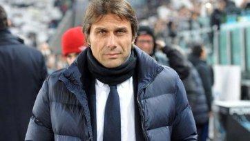 «Ювентус» готовит для Конте трехлетний контракт