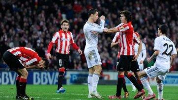 «Реал» проведет три матча без Роналду