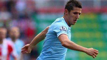 Йоветич: «Не на секунду не жалею, что перешел в «Манчестер Сити»