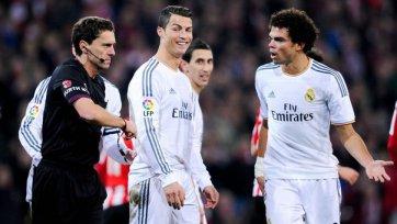 «Реал» все же подаст апелляцию на дисквалификацию Роналду