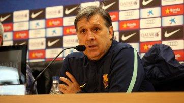 Мартино: «Второй тайм с «Валенсией» не дает поводов говорить о кризисе»