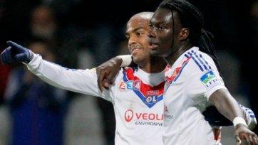 «Лион» вышел в финал Кубка французской Лиги