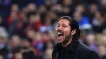 Симеоне: «Мы старались играть агрессивнее, но «Реал» был сильнее»