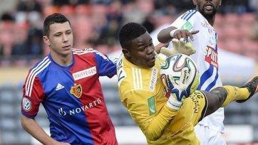 Марек Сухи забил дебютный гол за «Базель»