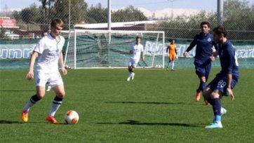 Футболисты «Динамо» ушли с поля, не доиграв матч с «Черноморцем»