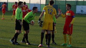 «Черноморец» в контрольном матче обыграл «Петролул»