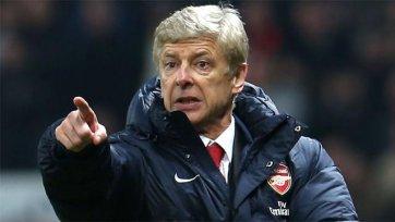 Венгер: «Сейчас важно не просто каждое очко, а каждый гол»
