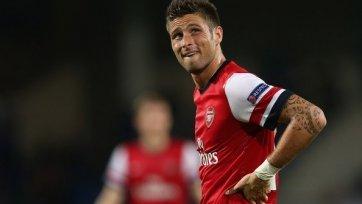 Жиру считает, что «Арсенал» способен выиграть АПЛ