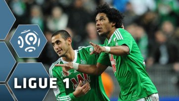 «Тулуза» и «Сент-Этьен» голов не забили