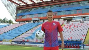 Георгиевски ответил отказом на предложение «Амкара»