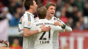 «Бавария» сильнее «Нюрнберга»