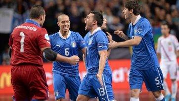Россия проиграла итальянцам в финале футзального Евро
