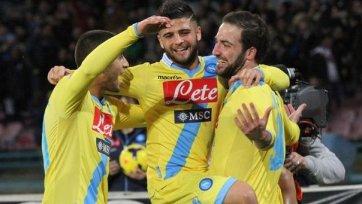 «Наполи» вновь сильнее «Милана»