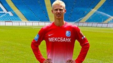 Защитник «Черноморца» продолжит карьеру в Словакии