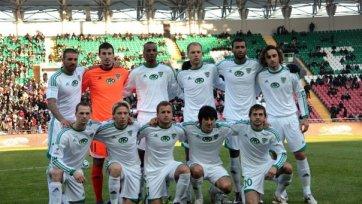 «Терек» упустил победу в матче с «ОФК Белград»