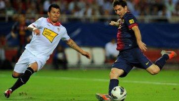 Анонс. «Севилья» - «Барселона». Сможет ли команда Эмери повторить геройства «Валенсии»?