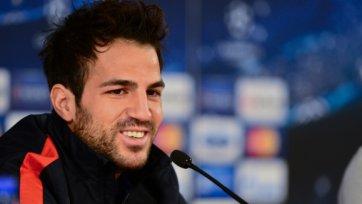 Фабрегас: «В каждом матче нужно играть в полную силу»