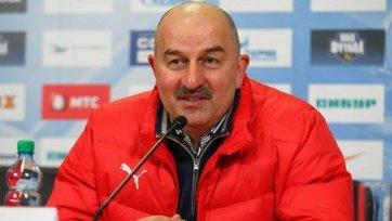 Черчесов: «Задача на весну проста – побеждать в каждом матче»