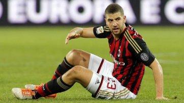 Таарабт: «Сделаю все, чтобы остаться в «Милане»