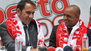 Роберто Карлос может возглавить испанский клуб?