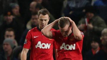 «Манчестер Юнайтед» может расстаться с шестью футболистами