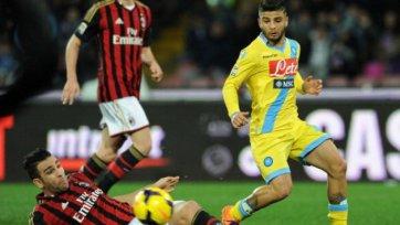 Лоренцо Инсинье хочет играть в «Наполи» до конца карьеры