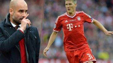 Швайнштайгер может сыграть в Кубке Германии