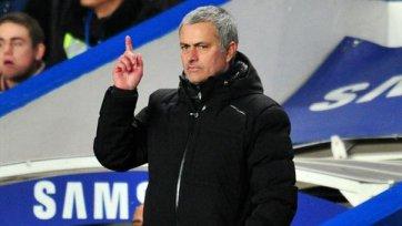 Моуринью: «Соперник заслужил ничью, так как играл до конца»