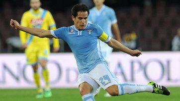 Кристиан Ледесма готов продлить контракт с «Лацио»