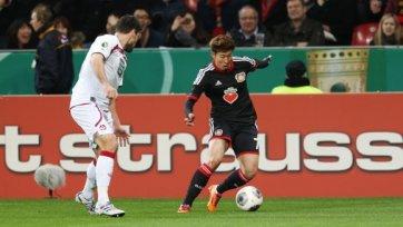 «Байер» покидает Кубок Германии