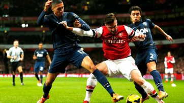 «Арсенал» и «МЮ» голов друг другу не забивали