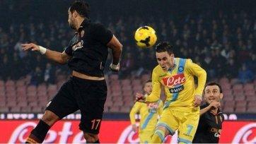 «Наполи» громит «Рому» и шагает в финал Кубка Италии