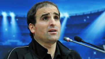 Аррасате: «Мы играли лучше «Барселоны»