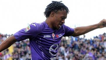 Ведущие европейские клубы ведут борьбу за Куадрадо