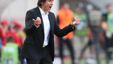 Владимир Маминов – главный тренер казанского «Рубина»