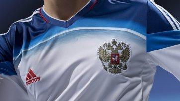 Игроки сборной России представили новую форму