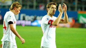 «Спартак» крупно проиграл «Копенгагену» и занял третье место на турнире