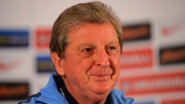 Ходжсон будет возглавлять сборную Англии вплоть до Евро-2016