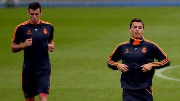 Бэйл: «Переехав в Мадрид, стал восхищаться Роналду еще больше»
