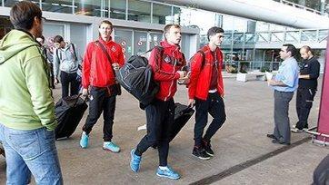 «Локомотив» отправился в Испанию на третий сбор