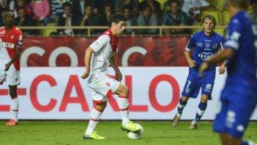 Дубль Родригеса – победа «Монако»