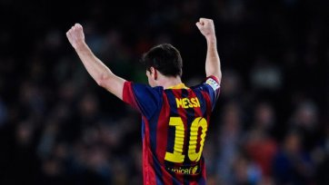Месси установил очередной рекорд Испании