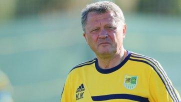 Маркевич остался доволен игрой, несмотря на поражение