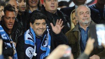Диего Марадона уверен, что «Наполи» способен выиграть чемпионат