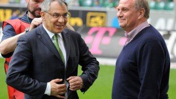 Хёнесс: «Магат мог найти себе команду только за границей, в Германии у него нет будущего»