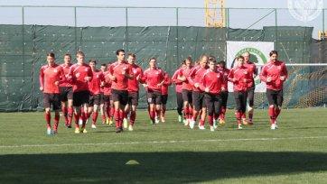 «Амкар» отправился в Турцию в составе 26 футболистов