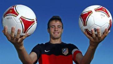 «Атлетико» продлил контракт с Нигесом