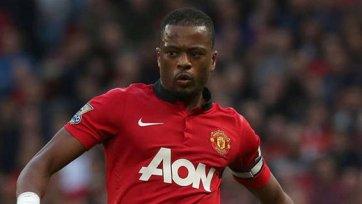 Патрис Эвра может остаться в «Манчестер Юнайтед»